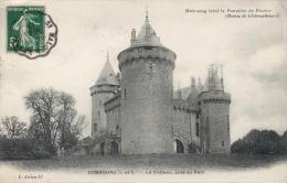 2 Cpa Du Château De Combourg (C. Lision 12 & Sorel) - Combourg