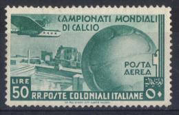 Campionati Mondiali Di Calcio 1934 Posta Aerea 50 Lire Emissioni Generali. Entra E Guarda Le Foto. - General Issues