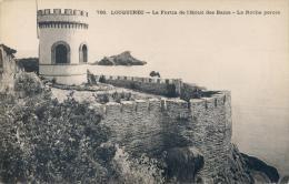 786 - Locquirec - Le Fortin De L´Hôtel Des Bains - La Roche Percée - Villard - Locquirec