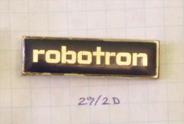 ROBOTRON Computer & Typewriter (DDR East GERMANY ALLEMAGNE DEUTSCHLAND) Ordinateur Electronics, Old RARE - Informatik