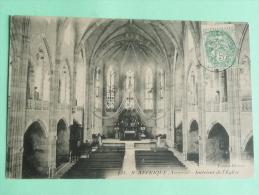 SAINT AFFRIQUE - Intérieur De L'Eglise - Saint Affrique