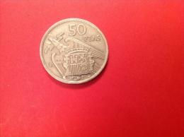 50 PESETAS 1957 *59 (TTB) - [ 5] 1949-… : Royaume
