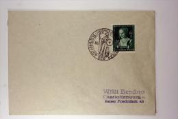 Deutsche Reich Brief 1939, Mi 700 Special Stempel Tag Der.. - Deutschland