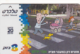 Israel, BZ-398, Green Light, 2 Scans. . - Israel