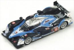 """Spark 87LM09, Peugeot 908 Hdi-FAP """"Peugeot Sport Total"""" Winner Le Mans'09 #9, M.Gene - A.Wurz - D.Brabham, 1:87 - Véhicules Routiers"""