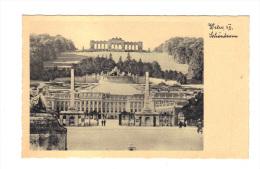 Autriche: Vienne, Wien, Schonbrunn (13-1767) - Château De Schönbrunn
