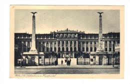 Autriche: Vienne, Wien, Schonbrunn, Hauptportal (13-1769) - Château De Schönbrunn