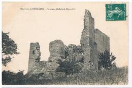 42- BUSSIERES- Forteresse Feodale De Montcellier - Otros Municipios