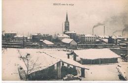 42- IZIEUX Sous La Neige - Other Municipalities