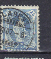 N°94 (1905) Filigrane Croix - 1882-1906 Wappen, Stehende Helvetia & UPU