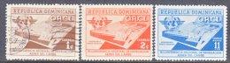 Dominican Republic 469-70, C 95  *  (o)  I.C.A.O. - Dominican Republic