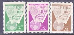 Dominican Republic  494-6  *  BOOKS - Dominican Republic