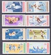 Dominican Republic  501-5, C 106-8  *  OLYMPICS  SPORTS - Dominican Republic