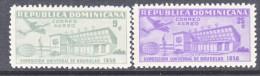Dominican Republic  C 109-10   * - Dominican Republic