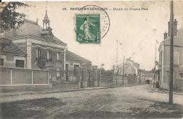 BRETIGNY SUR ORGE  - 91 - Route Du Plessis-Pate - CARTE INTROUVABLE SUR LE SITE - 080613 - Bretigny Sur Orge