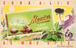 - BUVARD Chocolat MENIER - 252 - Chocolat