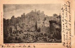 57 Metz Ancien Massacre Des Juifs Par Les Premiers Croises En 1905 - Metz
