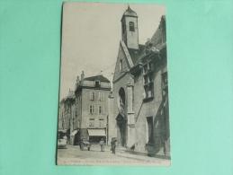 NANCY - Grande Rue, Entrée De La Chapelle Ronde - Nancy