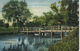BEDS - BEDFORD - NEWNHAM BRIDGE Bd18 - Bedford