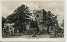 BEDS - BEDFORD - ST PETER'S CHURCH RP Bd53 - Bedford