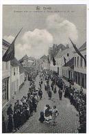 Opwijck - Algemeen Zicht Der Vermaarde St-paulus Processie Op 29 Juni  001 - Opwijk