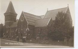 BEDS - LUTON - CHRIST CHURCH RP Bd183 - Autres