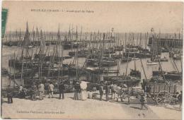 BELLE ILE EN MER: AVANT PORT DU PALAIS - Belle Ile En Mer