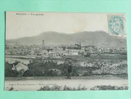 MILLAU - Vue Générale - Millau