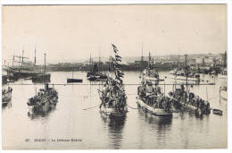 BREST  LA DEFENSE MOBILE - Brest