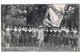 Opwijck - Standaard Van Het Broederschap Van St-paulus 004 - Opwijk