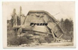 Czernowitz Ca. 1917, Gesprengter Wasserturm Am Bahnhof - Ukraine