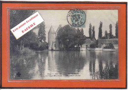 Carte Postale 18. Vierzon  Le Vieux Moulin De Chavilly Trés Beau Plan - Vierzon