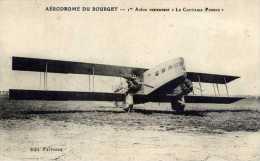 """AVIATION -Aérodrome Du Bourget- 1er Avion Restaurant """"Le Capitaine FERBER"""" - 1919-1938: Entre Guerres"""