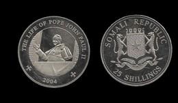 SOMALIE . 25 SHILLING . 2004 . - Somalie