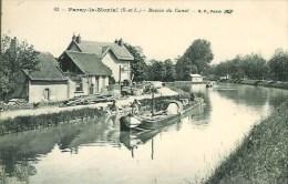 71 PARAY-le-MONIAL Bassin Du Canal - Paray Le Monial