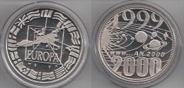 Médaille Europa Passage à L'an 2000 - France