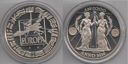 Médaille Europa An 2000 - France