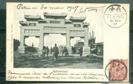Pékin - Kettlerdenkmal   - Bcr128 - Chine