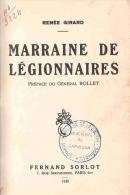 MARRAINE DE LEGIONNAIRES LEGION ETRANGERE GUERRE 1938