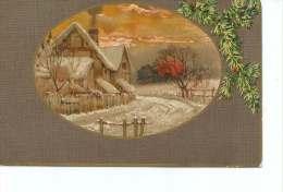 PUEBLO NEVADO  ILUSTRACION  OHL - Postkaarten