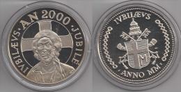 Médaille Jubié De L'an 2000 - France