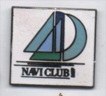 Marine Bateau Voilier , Navi Club , En EGF - Barcos