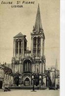 CPA 14 LISIEUX - ÉGLISE SAINT-PIERRE - Lisieux