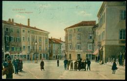 Istria Istra Dignano Vodnjan Piazza Maggiore - Kroatien