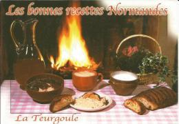 CPSM Bonne Recette Normande, La Teurgoule / Riz, Lait, Sucre, Canelle / Le Goubey A 910 / Non écrit - Recetas De Cocina