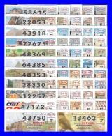 AÑO COMPLETO DE LOTERIA NACIONAL DEL JUEVES DEL 2010 - Billetes De Lotería