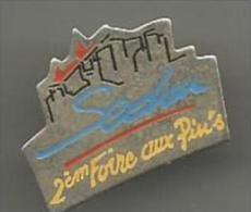 08 Ardennes 2 Foire Aux Pins Sedan - Città