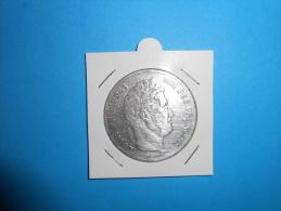 TTB 5 FRANCS LOUIS PHILIPPE 1839BB - France