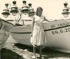 Photos - Originales >  Déchargement De  Pêche  Au Lamparo En Espagne - Bateaux