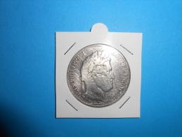 TTB 5 FRANCS LOUIS PHILIPPE 1846BB - France